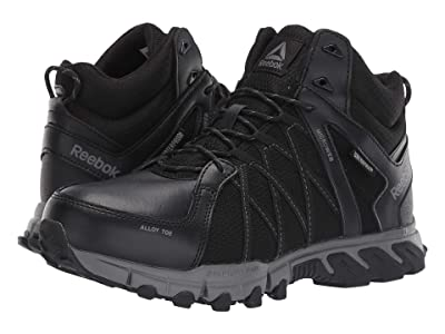 Reebok Work Trailgrip Work (Black/Grey) Men