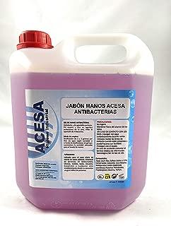 Jabón de Manos Concentrado Antibacterias Hidratante