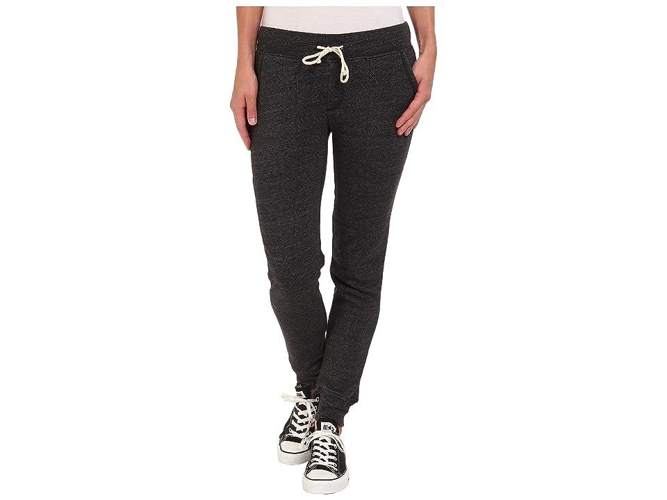 Alternative Eco Fleece Jogger Pant (Eco Black) Women