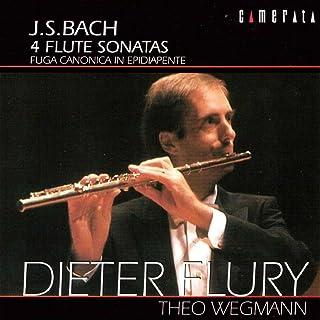 Flute Sonata in B Minor, BWV 1030: III. Presto