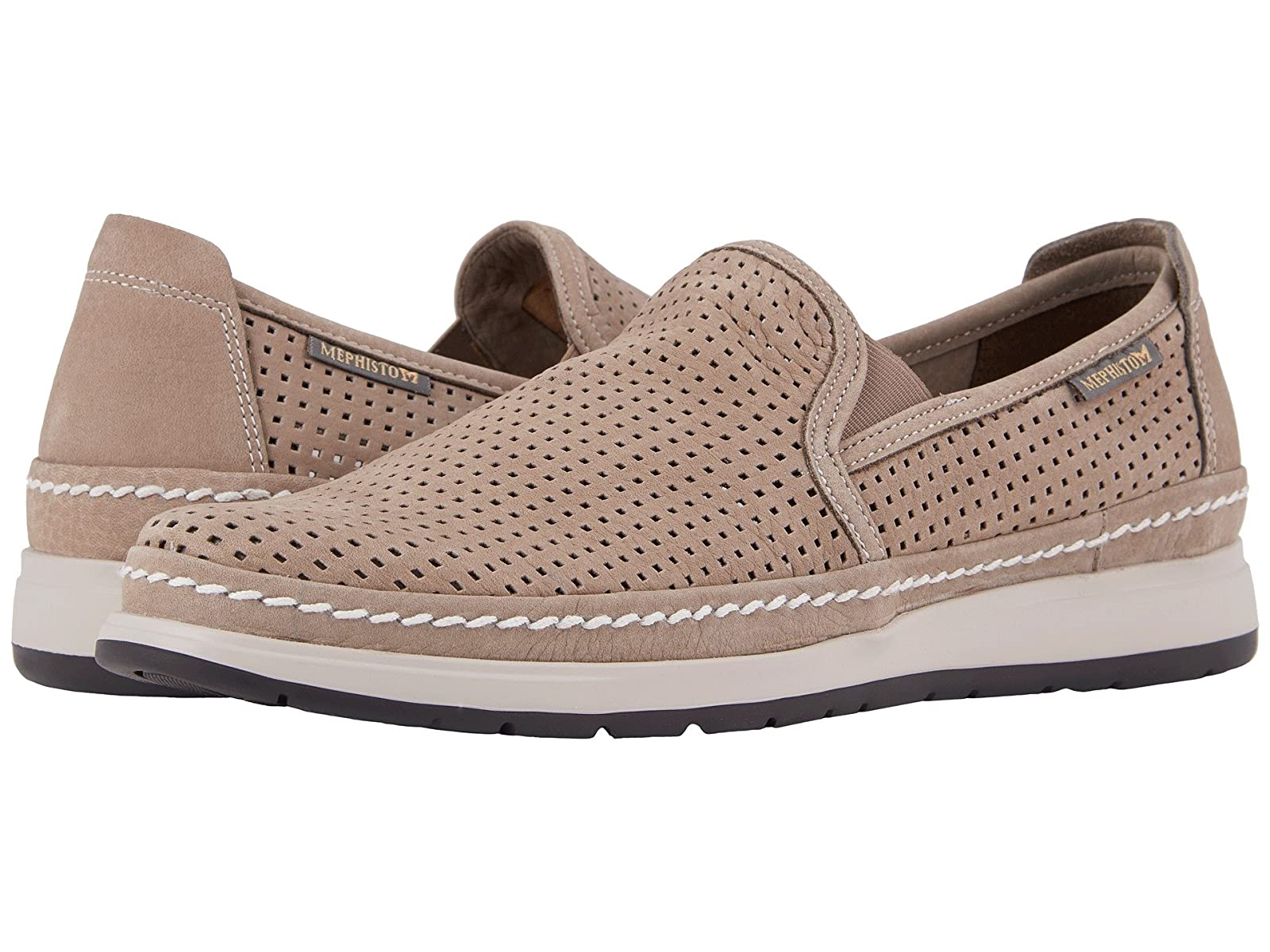 Mephisto Hadrian PerfAtmospheric grades have affordable shoes