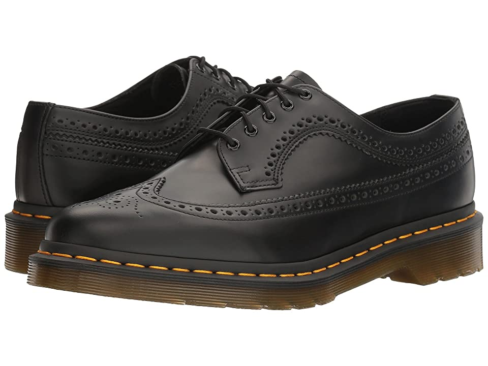 Dr. Martens 3989 (Black Smooth 2) Lace up casual Shoes