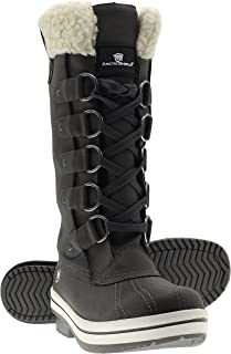 Women's Stacy Waterproof Insulated Warm Comfortable Durable Outdoor Winter Snow Boots