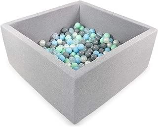 Best polyester foam balls Reviews