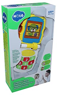 Hola Happy Talker Play Phone Toy for Kids