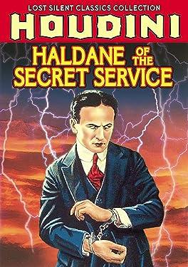 Haldane of The Secret Service (Silent)