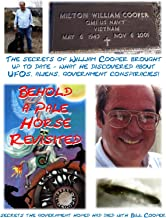 Behold a Pale Horse – Revisited: The secrets of William Cooper and His book: