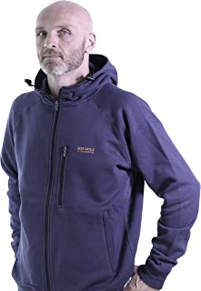 BEAR GRYLLS BY CRAGHOPPERS FULL ZIP HOODIE FRENCH NAVY X-LARGE
