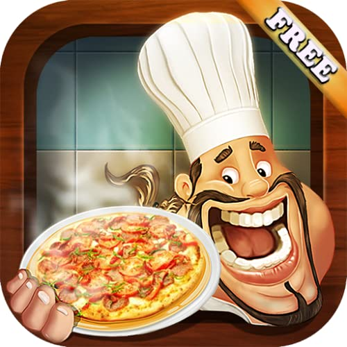 Pizza Macher! Pizza & Pizzeria Machen Sie Ihre leckere Pizza mit diesem lustigen Spiel der Pizzeria! kostenlos Spiel