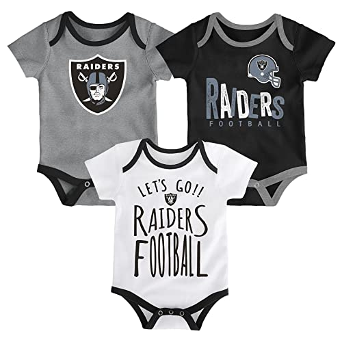Outerstuff NFL Unisex-Baby Newborn   Infant Little Tailgater Bodysuit Set 27580f22e