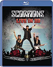 The Scorpions: Get Your Sting & Blackout Live in 3D