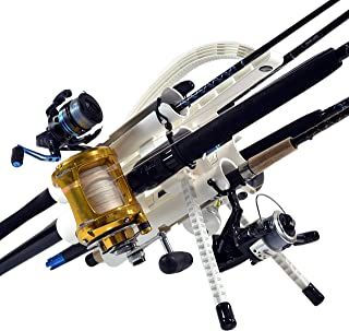 vehicle fishing rod carrier