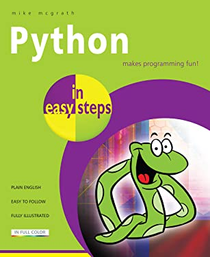 Python in easy steps: Makes programming fun