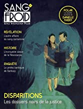 Revue Sang froid 8: Justice Investigation Polar (French Edition)