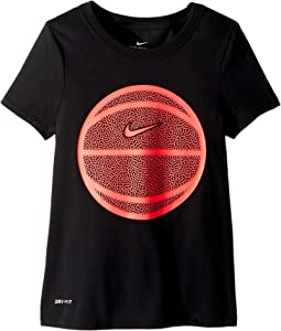 Nike Kids Dry Basketball T-Shirt (Little Kids/Big Kids)