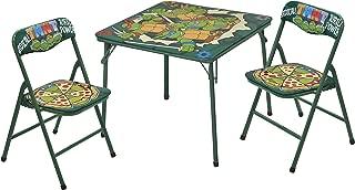 Teenage Mutant Ninja Turtles 3-Piece Table and Chair Set