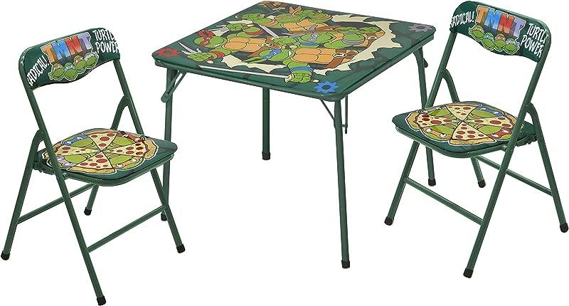 Teenage Mutant Ninja Turtles 3 Piece Table And Chair Set