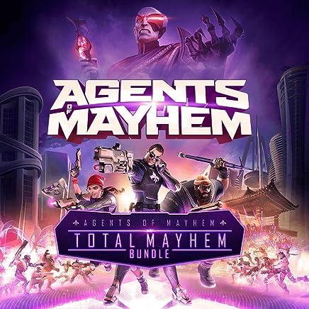 Agents Of Mayhem: Total Mayhem Bundle - PS4 [Digital Code]