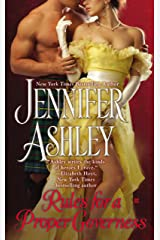 Rules for a Proper Governess (Mackenzies Series Book 7) Kindle Edition