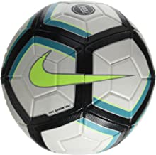 Nike NK Strk Team 350G Soccer Ball, Adultos Unisex, White/Clear Jade/Black/Volt, 5