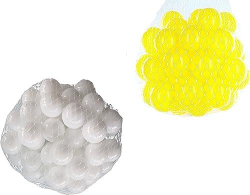 5000 B e für B ebad gemischt mix mit gelb und Weiß