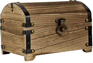 wooden card chest