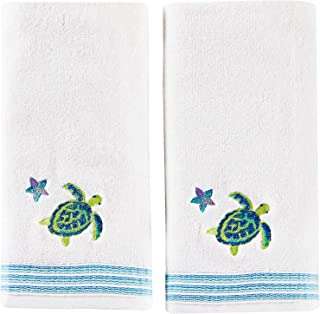 coastal hand towels