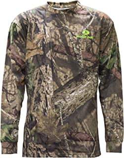 Staghorn Mens All Over Camo Long-Sleeve Tee Shirt