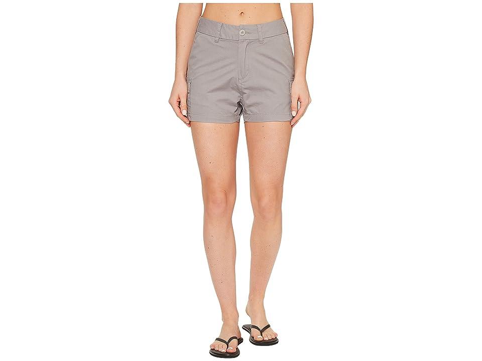United By Blue Roan Shorts (Grey) Women