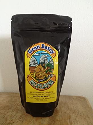 Gran Batey Coffee - LIMITED PRODUCTION - Ultra Premium Puerto Rico Coffee from 100% Arabiga