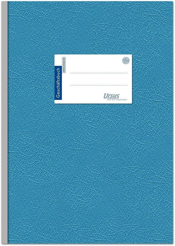 Geschäftsbuch A4 96BL 96BL 96BL kariert URSUS 608397020 5mm B00CQOZG20   Hochwertige Materialien  ef1df0