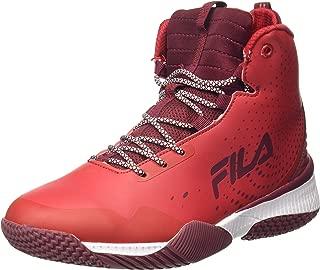 Fila Men's Tri-v High Basketball Shoes