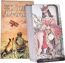78 kort/tarot av den lilla prinsen, förutsäga framtida öde, avslappnad brädspel Solitaire English Divination Catarot