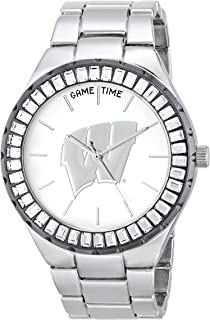 "Game Time Women's COL-WIN-WIS ""Winner"" Watch - Wisconsin"