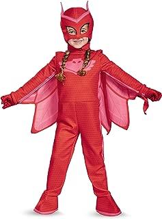 owlette deluxe toddler halloween costume