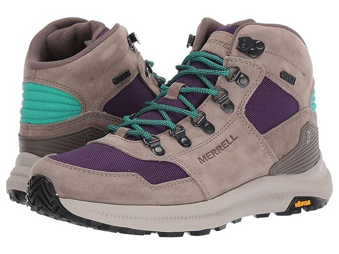 Merrell Kids Ontario 85 Mid Waterproof Boots