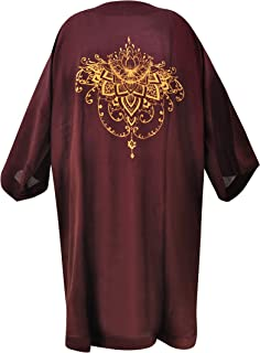psychedelic robe