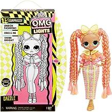 L.O.L. Surprise! O.M.G. Lights Dazzle Fashion Doll with 15 Surprises
