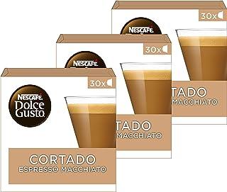 Nescafé Dolce Gusto Boîte 30Cortado, Café, Café, Café, Capsule 30Capsules
