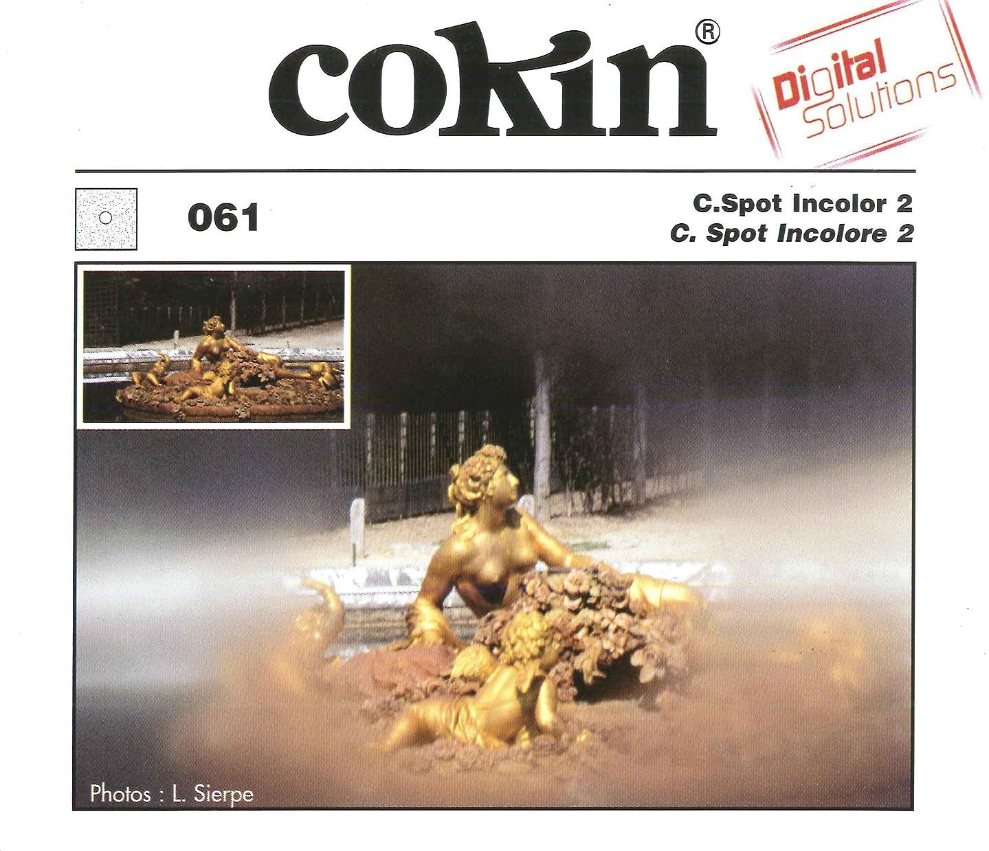 Cokin P061 Filter, P, C.spot Incolor 2