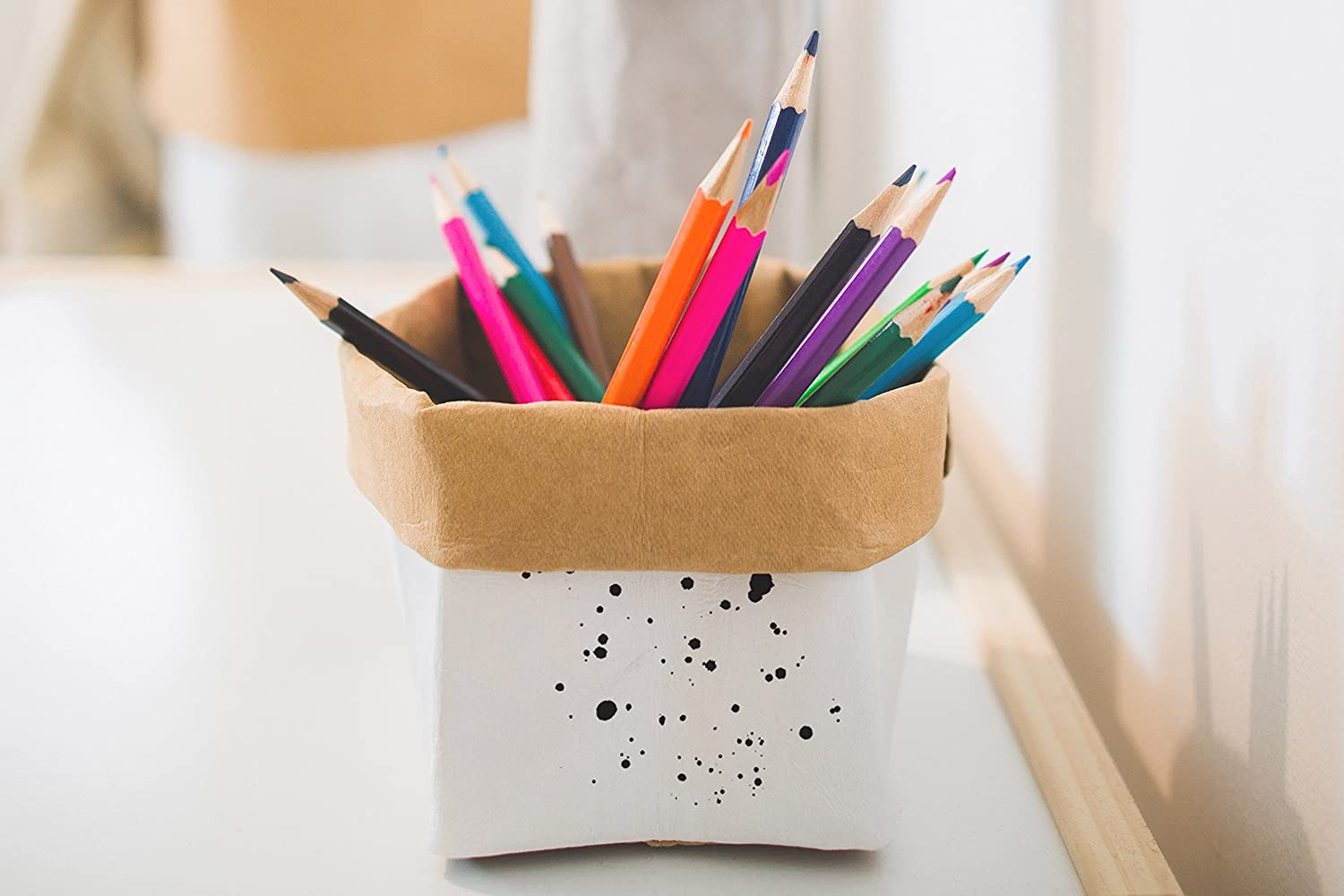Kids Art Supply Box Room Hair Pencil Accesso Storage Max 73% OFF Long-awaited Bags