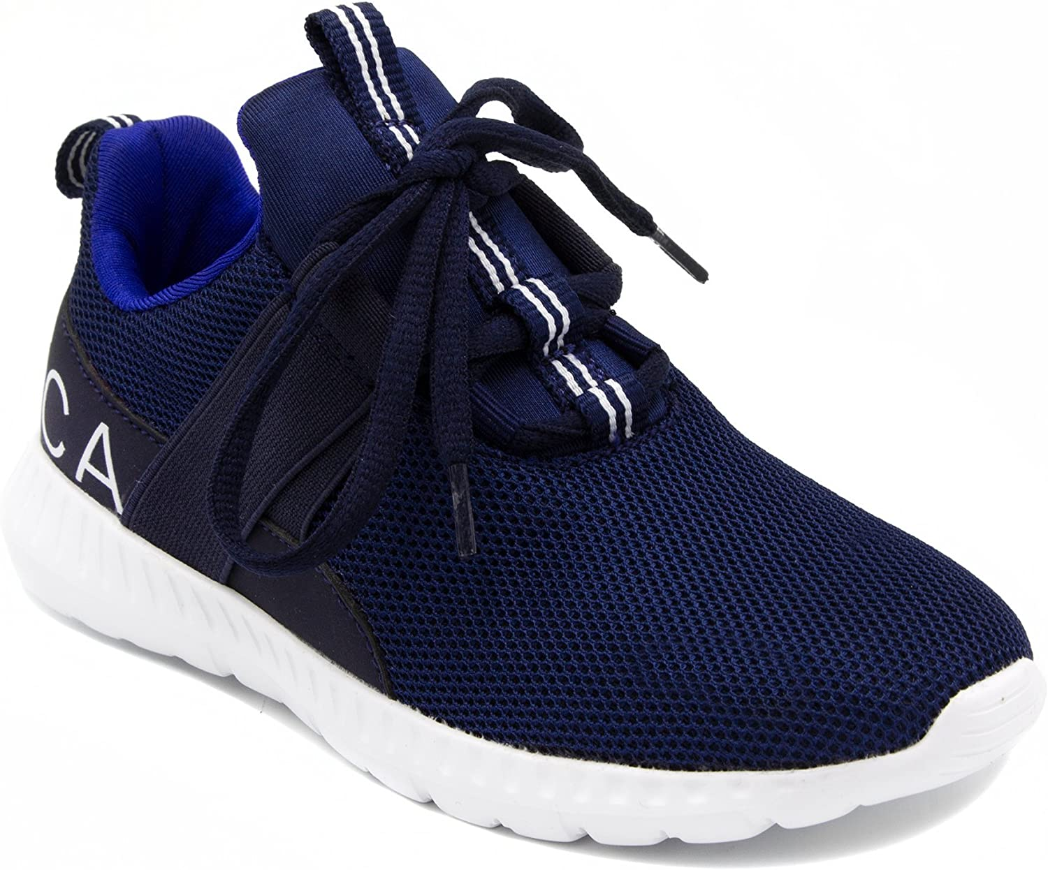 1a7ff033dfb139 Nautica Kids Boys Sneaker Comfortable Running shoes-Kappil 2 Youth-Navy-13