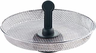 Snacking Mesh Metal Tray Grid Basket for Tefal Actifry 1kg/1.2kg models GH800xxx, FZxxxxxx, AL80xxx [Genuine Tefal] by Tefal