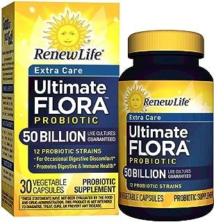 Ultimate Flora Critical Care 50 Billion - Renew Life - 30 - VegCap
