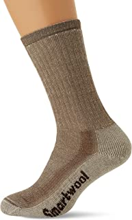 Smartwool Hiking Crew Socks Men's Medium Cushioned Wool Performance Sock