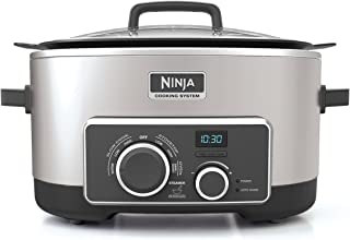 ninja cooking system stove top