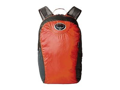 Osprey Ultralight Stuff Pack (Poppy Orange) Day Pack Bags