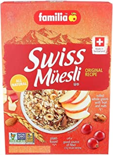Familia Swiss Muesli Original Recipe, 32 Ounce (INF-067)