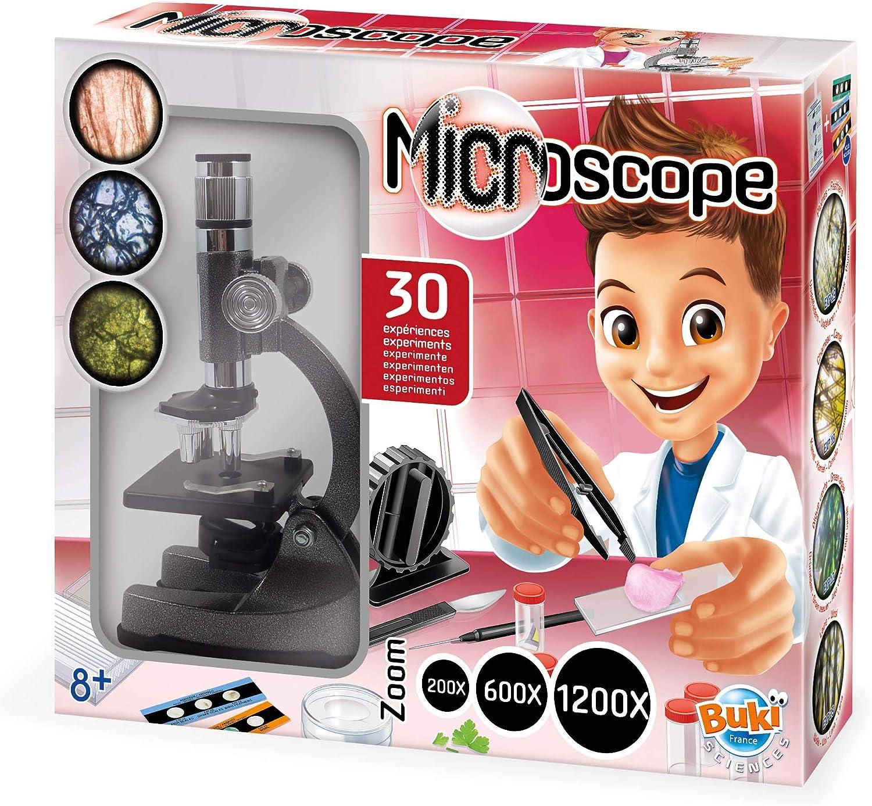 Buki MS907B Microscope 30 Expériences