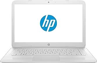 HP Stream Notebook (Snow White) - 14-AX027CL - Intel Celeron, 4GB RAM, 32GB SSD (Renewed)